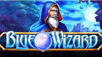 Blue Wizard de Playtech sur 777.be