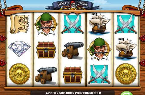 Jolly Roger 2 : le nouvel opus de Play'N Go sur 777.be