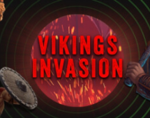 La grande Invasion Vikings sur Unibet.be