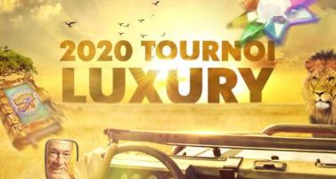 Le grand gagnant du tournoi Luxury 2020 dévoilé sur 777.be