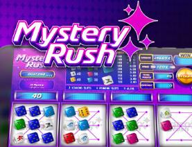 MysteryRush : le jeu de la semaine sur Betfirst.be !