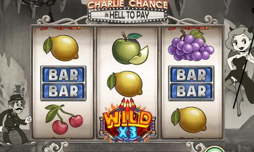 Revue du jeu en ligne Charlie Chance : In Hell To Pay sur 777.be