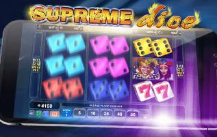 Supreme Dice : Le célèbre jeu de la semaine sur Betfirst.be !